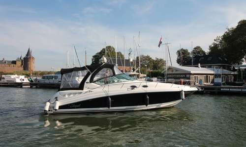 Image of Sea Ray Ray 375 sundancer for sale in Netherlands for €137,500 (£123,338) Netherlands
