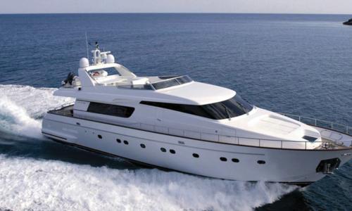 Image of Sanlorenzo SL82 #542 for sale in Netherlands for €2,300,000 (£2,029,454) Netherlands