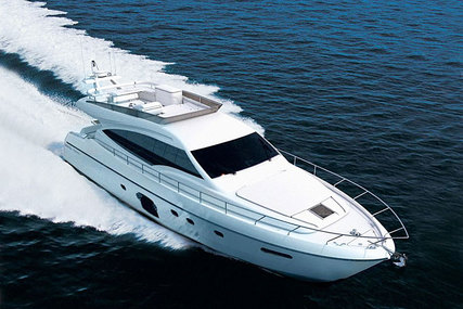 Ferretti 592 for sale in Netherlands for €595,000 (£527,080)