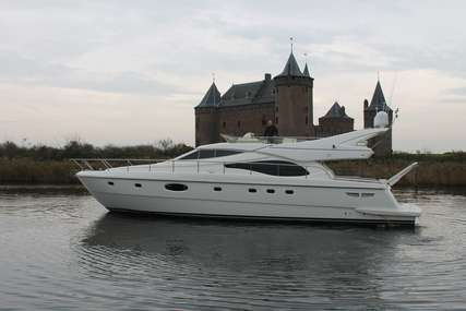 Ferretti 591 for sale in Netherlands for €690,000 (£617,770)