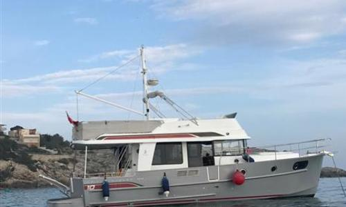 Image of Beneteau Swift Trawler 44 for sale in Spain for €300,000 (£270,299) Spain