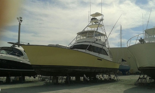 Image of Ocean Yachts Super Sport 55 for sale in United States of America for $159,000 (£130,029) Fort Pierce, Florida, United States of America
