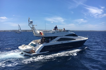 Fairline Squadron 58 for sale in Spain for £705,000