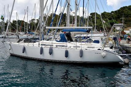 Moody 44 for sale in Greece for €109,000 (£95,944)