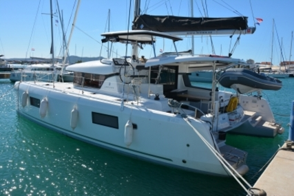 Lagoon 42 for sale in Croatia for €450,000 (£404,229)