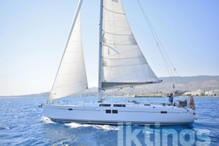 Hanse 505 for sale in Greece for €270,000 (£233,225)