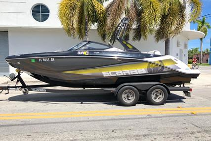 2017 Scarab 215 H.O. Impulse WAKE for sale in United States of America for $53,900 (£41,224)