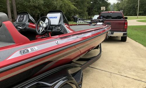 Image of Skeeter FX21 for sale in United States of America for $48,000 (£36,575) Willis, Texas, United States of America