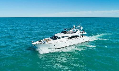 Image of Azimut Yachts 85 Ultimate for sale in United States of America for $1,100,000 (£846,440) Miami, FL, United States of America