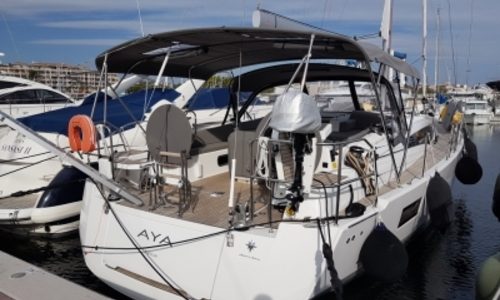 Image of Jeanneau 51 for sale in France for €469,000 (£401,847) GOLFE JUAN, France