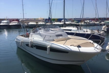 Jeanneau Cap Camarat 8.5 WA for sale in France for €65,000 (£57,183)