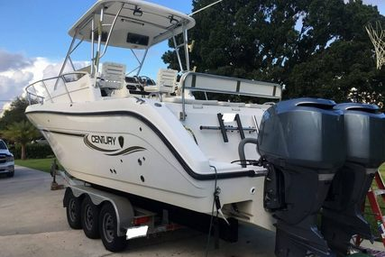 Century 3200 for sale in United States of America for $78,900 (£59,652)