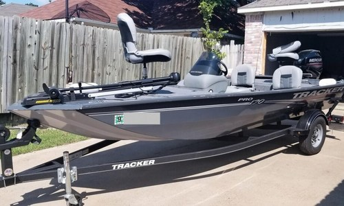 Image of Tracker Pro 170 for sale in United States of America for $18,100 (£12,996) Mesquite, Texas, United States of America