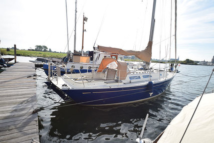 Rustler 36 for sale in Netherlands for €98,500 (£84,641)