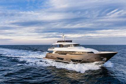 Ferretti Custom Line Navetta 28 for sale in Netherlands for €7,950,000 (£6,994,545)