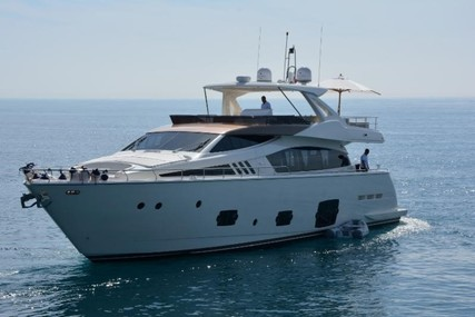 Ferretti 800 HT for sale in Netherlands for €2,350,000 (£2,067,570)