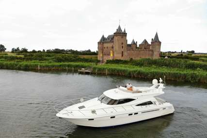 Sealine T52 for sale in Netherlands for €325,000 (£286,616)