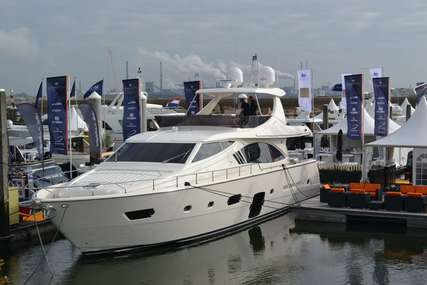 Ferretti Yachts 750 fly for sale in Netherlands for €2,950,000 (£2,595,460)