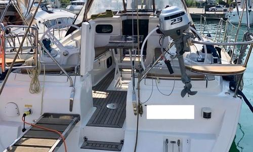 Image of Elan Impression 394 for sale in Greece for €150,000 (£135,150) Corfu, , Greece