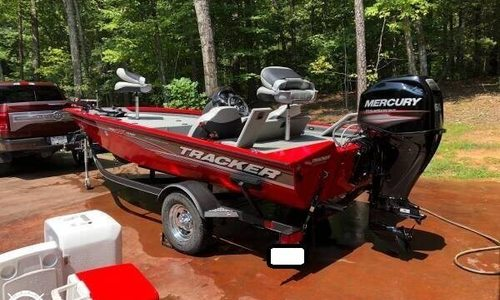 Image of Tracker 175TXW Pro for sale in United States of America for $19,700 (£15,614) Murphy, North Carolina, United States of America