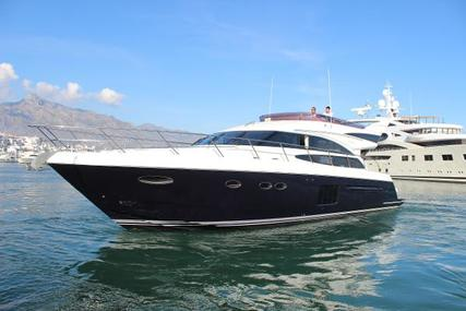 Princess 64 for sale in Spain for £1,000,000