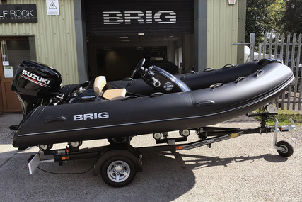 Brig Eagle 380 Custom Black for sale in United Kingdom for £16,590