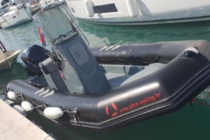 Zodiac 550 Pro for sale in Croatia for €17,000 (£14,546)