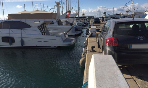 Image of Berth 15m berth for sale in Spain for €150,000 (£132,311) Sotogrande, Spain