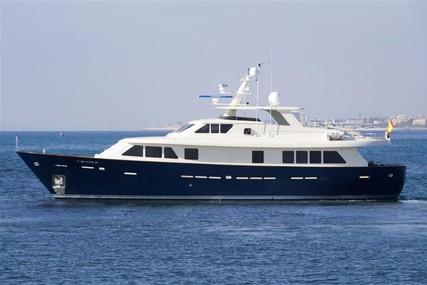 Benetti 95 for sale in Spain for €2,750,000 (£2,419,497)