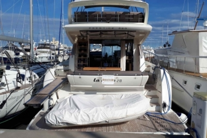 Prestige 560 for sale in France for €700,000 (£631,575)