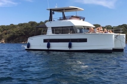 Fountaine Pajot MY 37 for sale in France for €420,000 (£369,692)