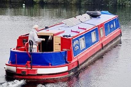 Barge Amsterdam Superior 60x10 for sale in United Kingdom for £79,950