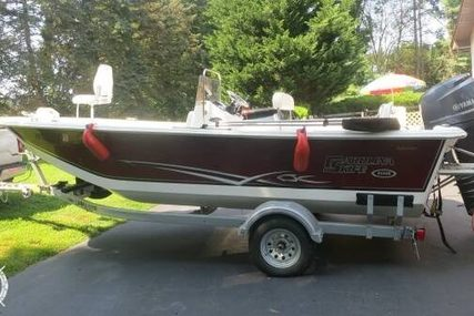 Carolina Skiff DLV198 for sale in United States of America for $21,400 (£16,748)