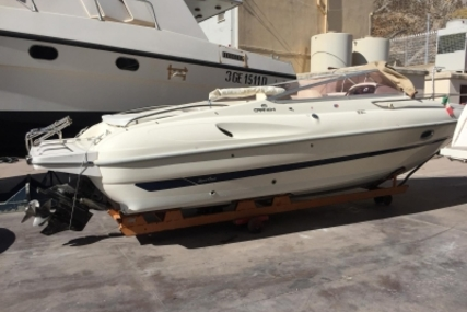 Cranchi 24 Turchese for sale in Italy for €12,000 (£10,779)