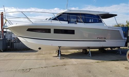 Image of Jeanneau NC 9 for sale in United Kingdom for £165,000 Brightlingsea, United Kingdom
