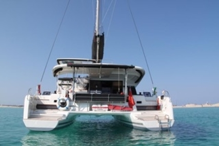 Lagoon 42 for sale in Spain for €530,000 (£466,516)