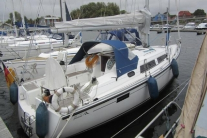 Hanse 350 for sale in Germany for €73,000 (£64,265)