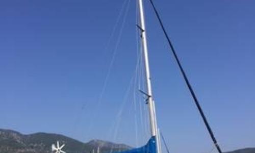 Image of Jeanneau Sun Odyssey 40 for sale in Greece for £58,000 LEFKAS, Greece