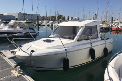Jeanneau Merry Fisher 645 for sale in France for €22,500 (£19,632)