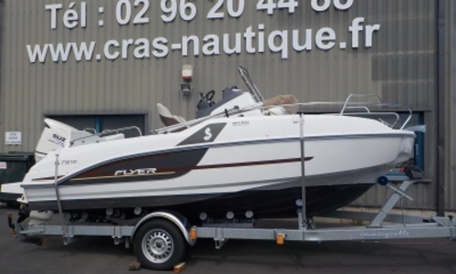 Beneteau Flyer 5 5 Sundeck for sale in France for €28,000