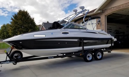 Image of Sea Ray 260 SD for sale in United States of America for $69,850 (£54,133) Vernal, Utah, United States of America