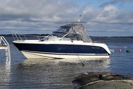 Aquador 25 WA for sale in Finland for €44,900 (£39,636)