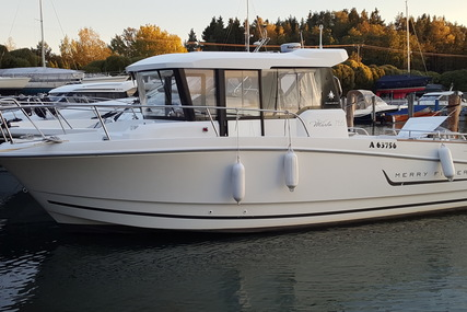 Jeanneau Merry Fisher 755 Marlin for sale in Finland for €49,000 (£44,218)