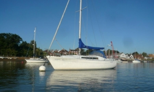 Image of Moody 30 for sale in United Kingdom for £13,500 LEVINGTON, United Kingdom