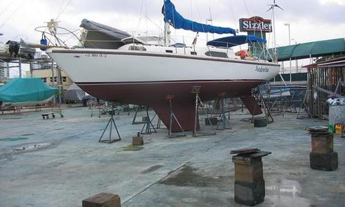 Image of Columbia 36 Sloop for sale in Dominican Republic for $23,000 (£18,479) Luperon,, Dominican Republic