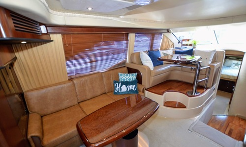 Image of Sea Ray 420DB for sale in United States of America for $264,950 (£204,131) Gulfport, Florida, United States of America