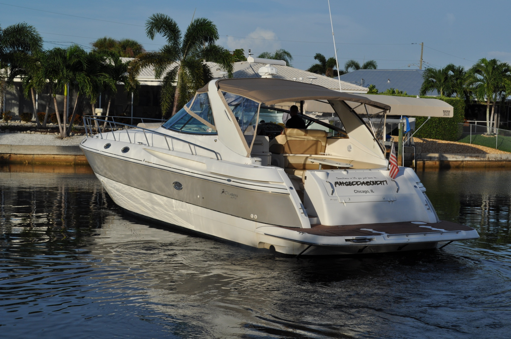 Cruisers Yachts 4270 Express For Sale In United States Of America