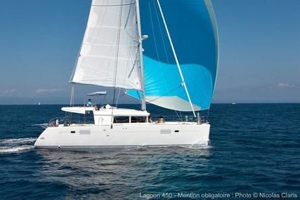 Lagoon 450 for sale in France for €499,000 (£443,840)