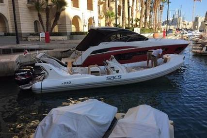 Sacs S870 - Evinrude for sale in Malta for €45,000 (£39,592)