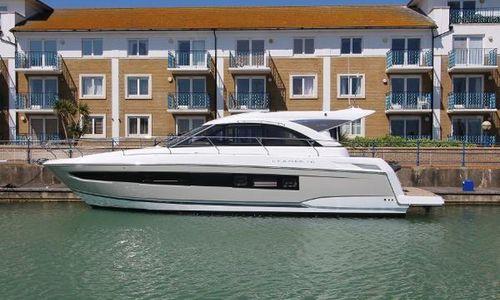 Image of Jeanneau Leader 46 for sale in United Kingdom for £398,000 Brightlingsea, United Kingdom